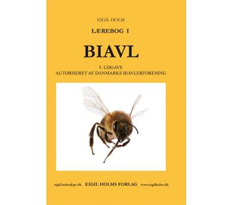 Lærebog i biavl af Eigil Holm ( BOG ) -kbh-kobenhavn-sjaelland-pris