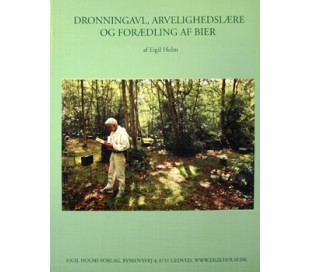 Dronningeavl af Eigil Holm ( BOG ) -kbh-kobenhavn-sjaelland-pris