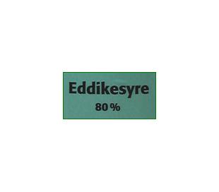 Eddikesyre 80 %