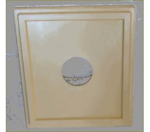 Foder /  bitømmer plade 12x10 opstabling REA-DAN
