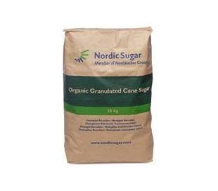 Økologisk melis (25 kg. sæk)